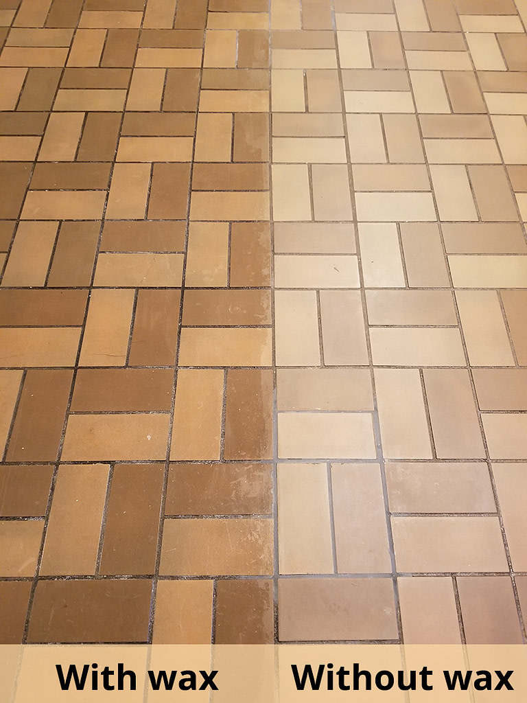 tile and grout removal
