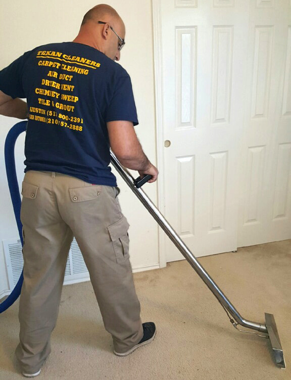 killing bacteria on carpet